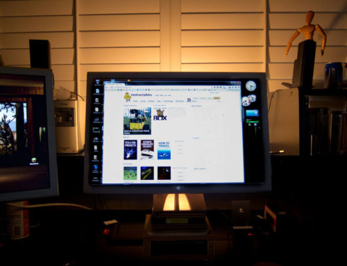 Monitor Backlight